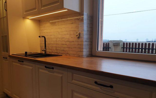 panel szklany kuchnia cegla biala 02