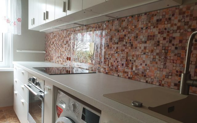 panel szklany kuchnia wzor abstrakcja01
